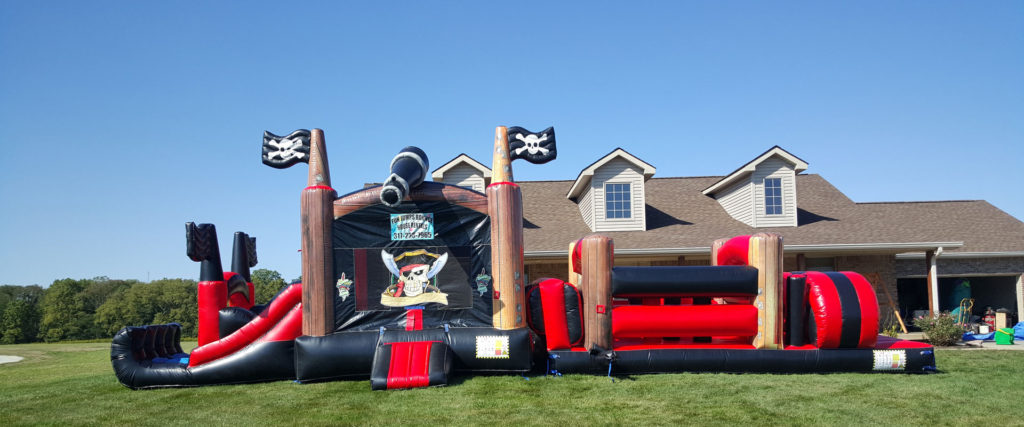 Fun Jumps Bounce House Rentals LLC I Greenfield